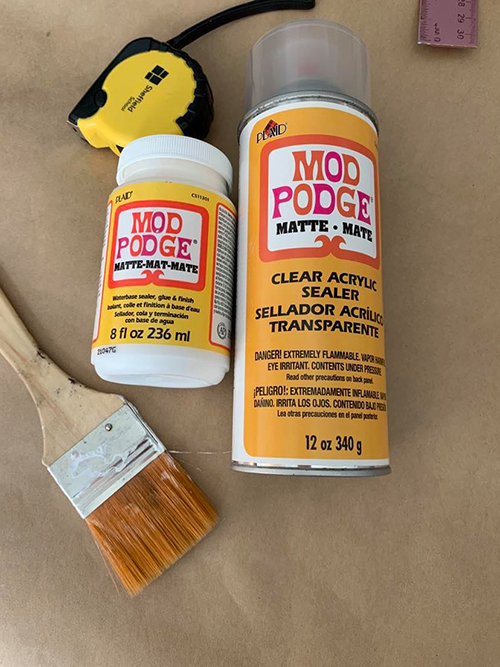 spray adhesive for furniture diy caning