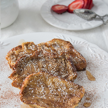Make-Ahead French Toast Recipe