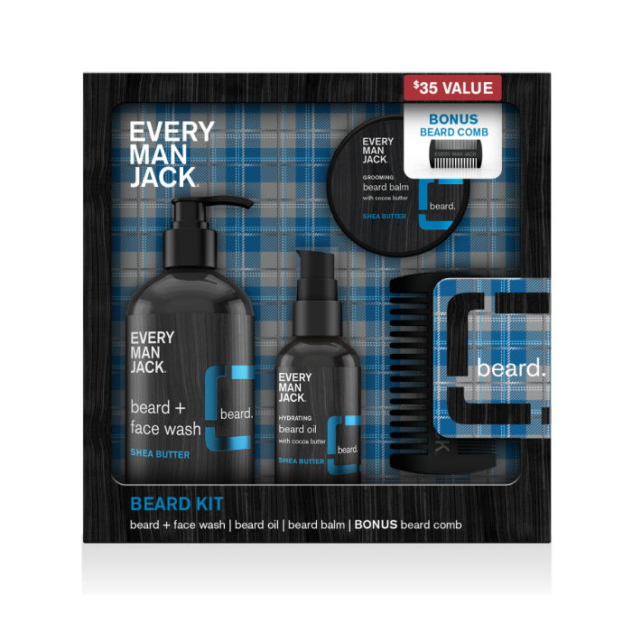 shaving beard kit gift ideas for men