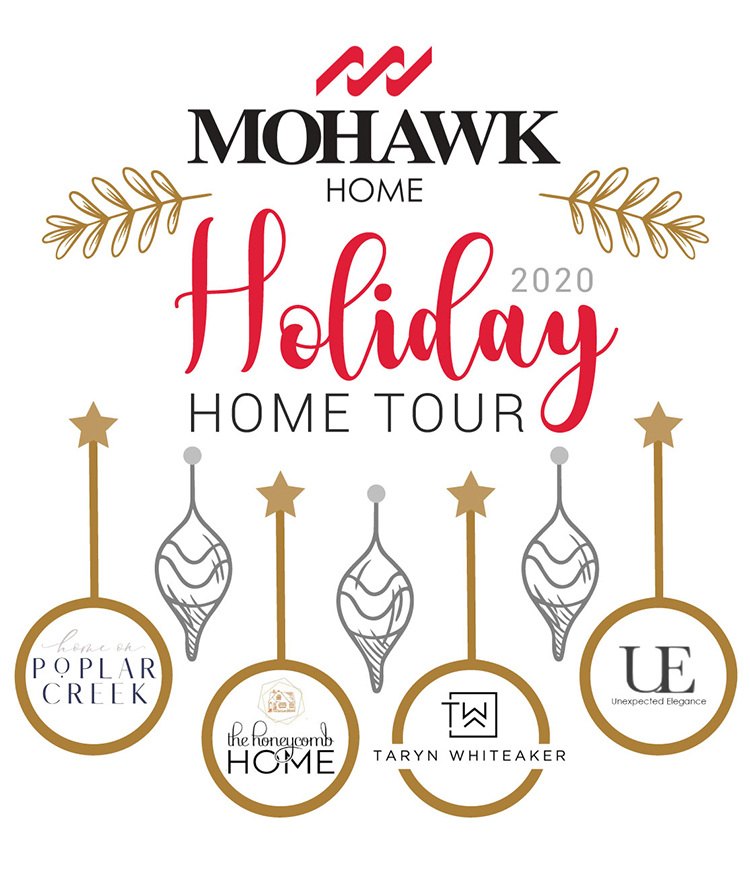 Mohawk Home Holiday Blog Tour 2020