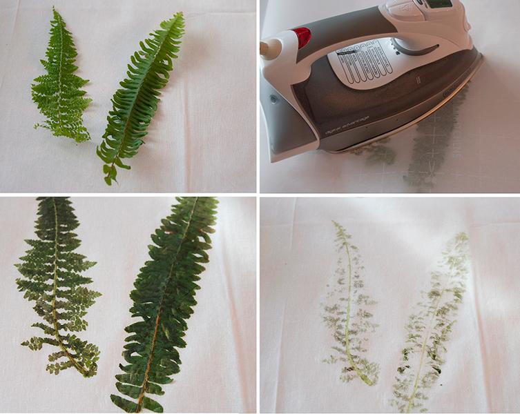 pressed ferns diy fail