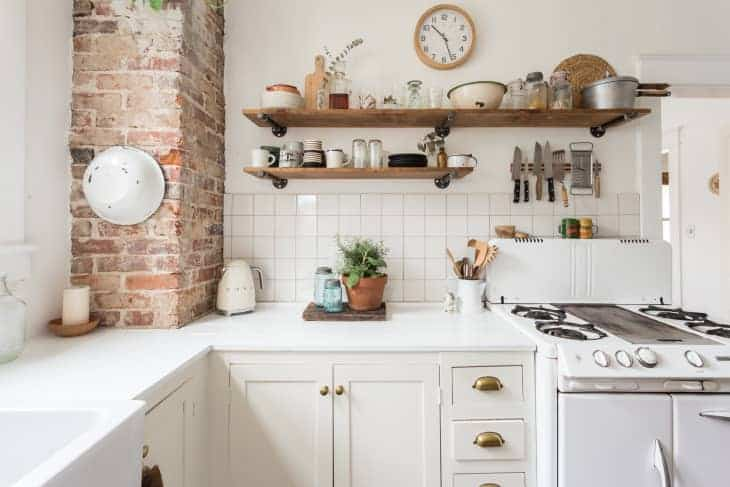 small space decorating ideas kitchen