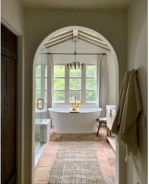 traditional-bathroom-design interior design traditional home