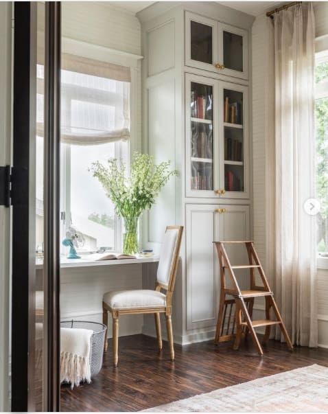 tradtional-home-office