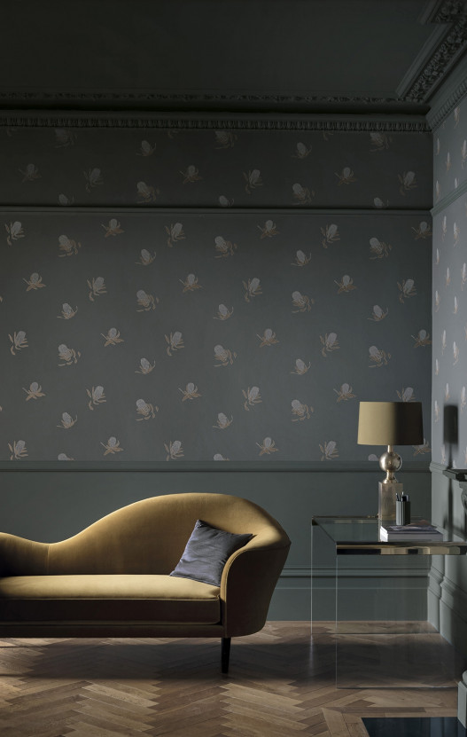 wallpaper and paint ideas
