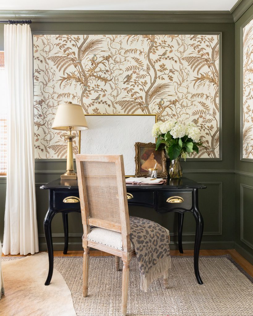 wallpaper and paint design ideas