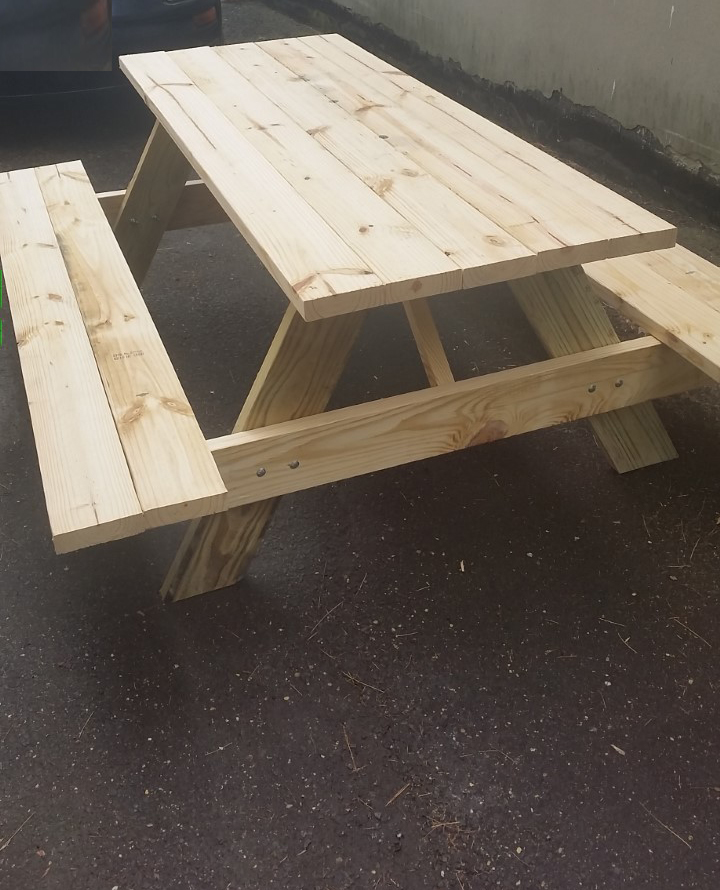 table upcycle