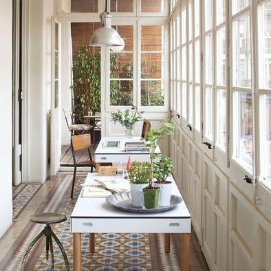 creative small home office ideas
