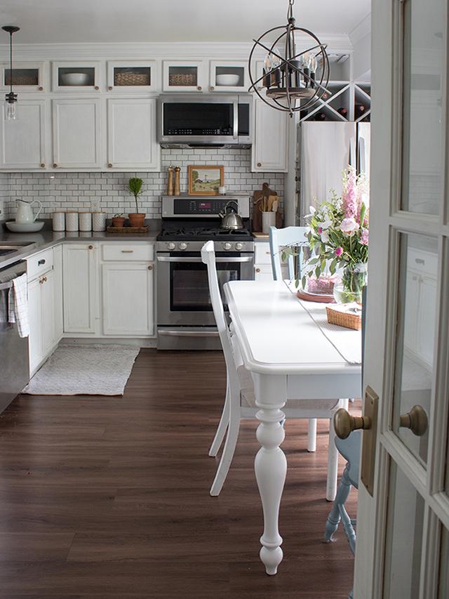 Make Cabinets Taller!