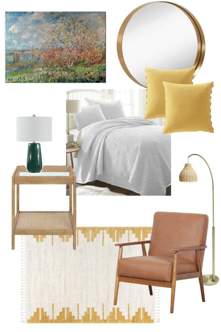 bedroom decor and furniture