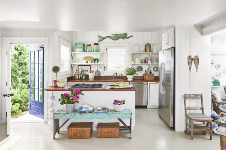beachy kitchen ideas