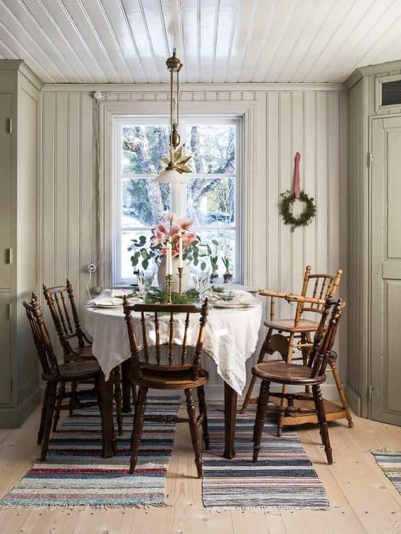 scandinavian farmhouse design